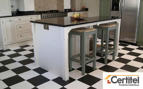 piso antiderrapante cozinha